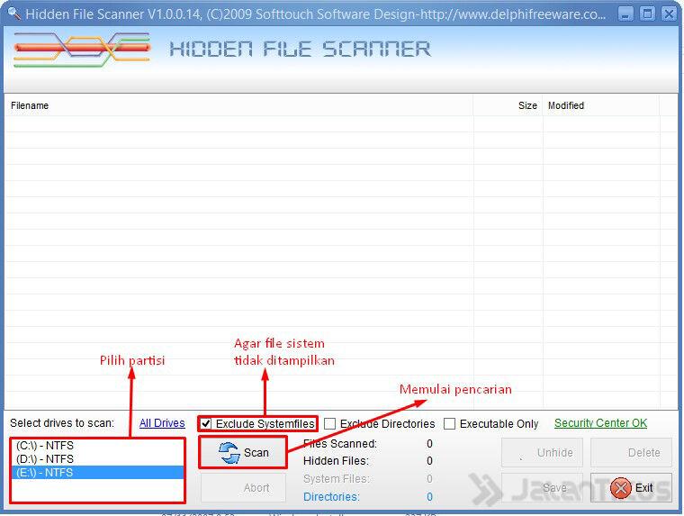 Cara Mencari File Tersembunyi Di Pc Atau Laptop Dengan Cepat 1