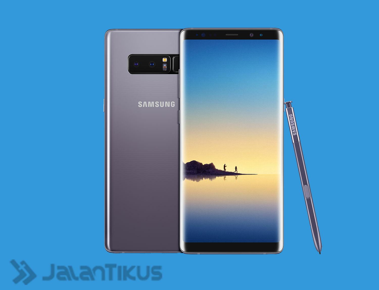 Smartphone Dengan Prosesor Tercepat 2017 Samsung Galaxy Note 8