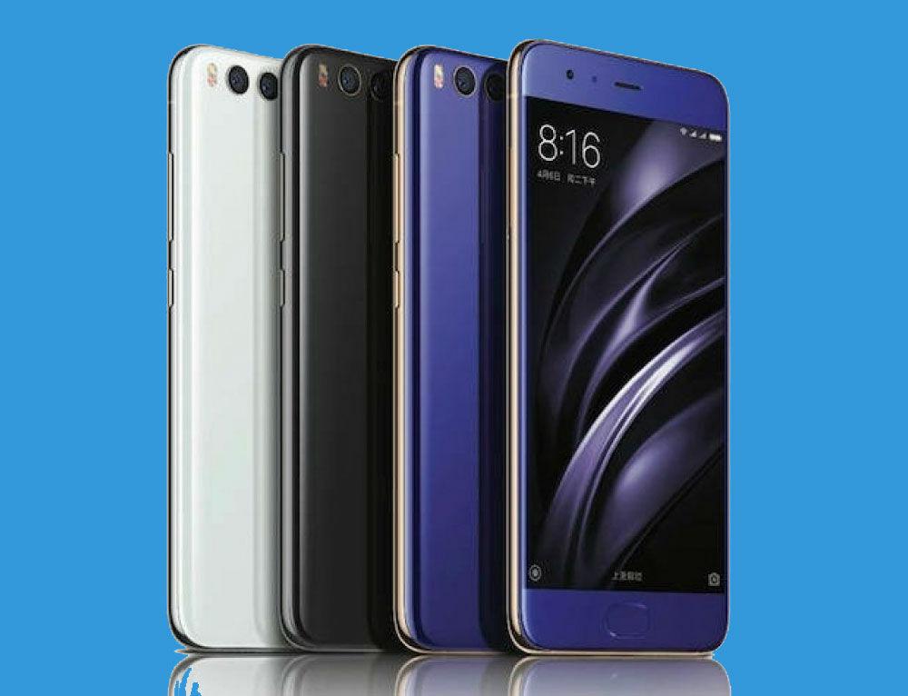 Smartphone Android Dengan Chipset Paling Cepat Xiaomi Mi 6
