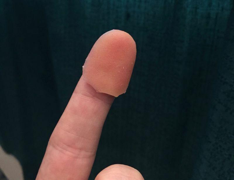 Fingerprint Tidak Aman 1