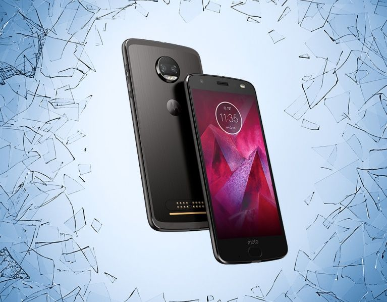 Smartphone Tangguh Motorola Moto Z2 Force