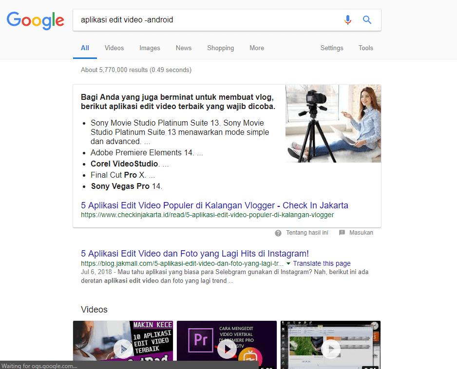 Keyword Tersembunyi Google Search 9 E0c1d