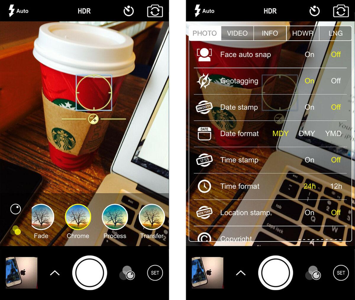 Cara Mengambil Foto Keren Dengan Iphone 8