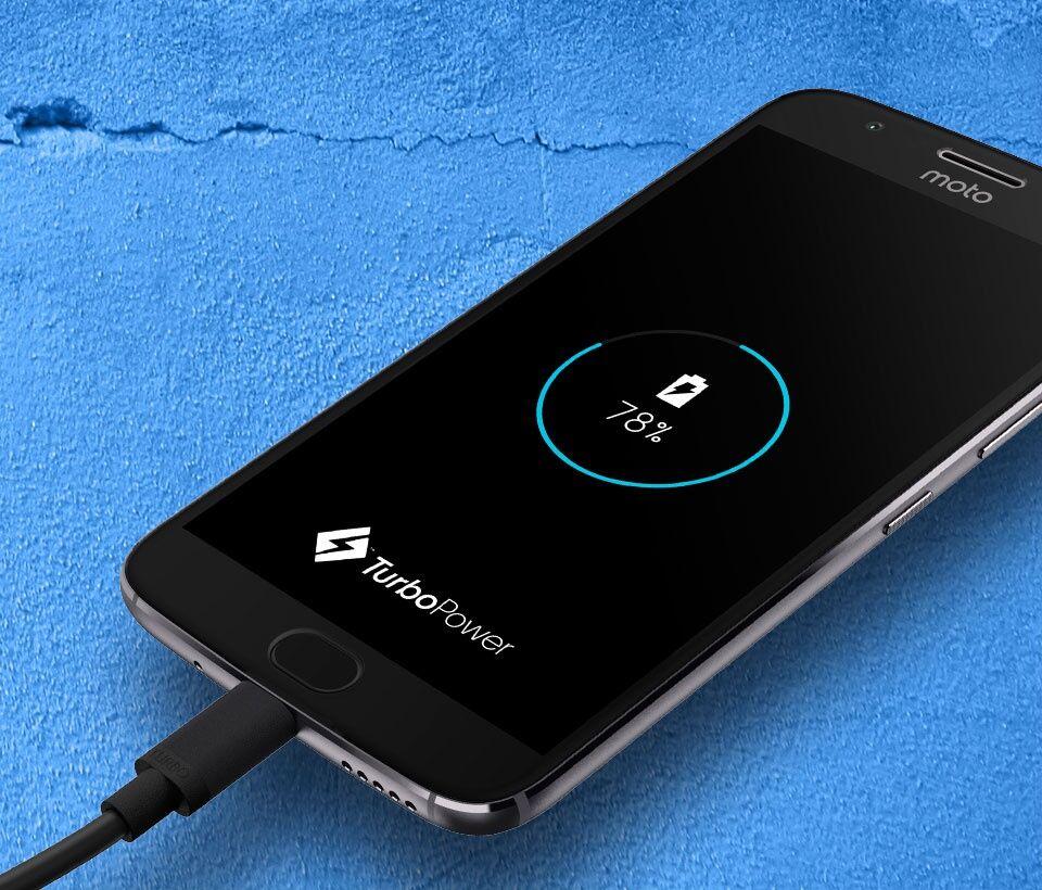 Motorola Moto G5s Plus 5