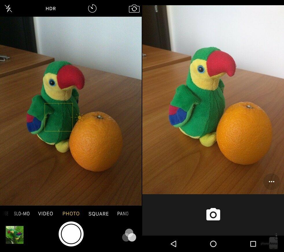 Android Marshmallow Vs Ios 9 11