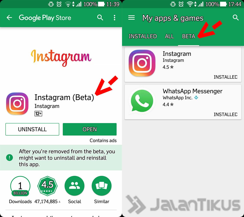 Cara Menjadi Beta Tester Android 6
