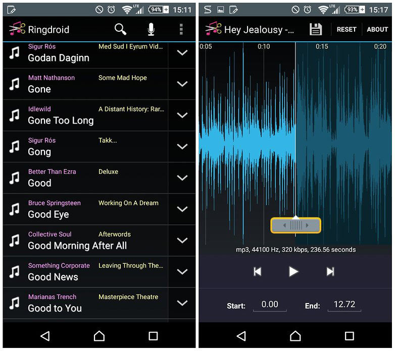 Cara Bikin Ringtone Di Android Gratis 1