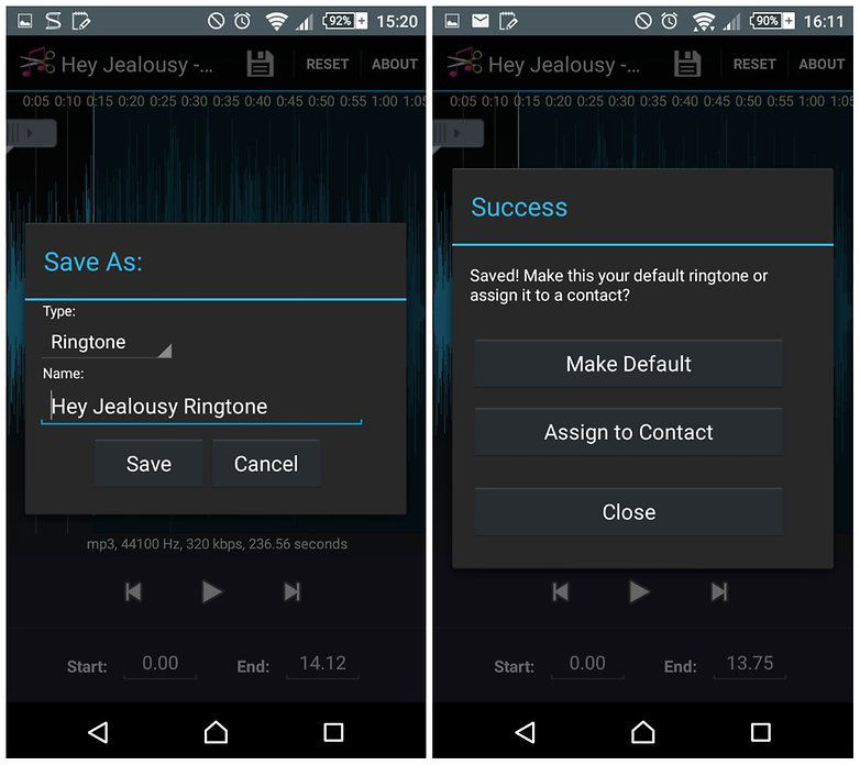 Cara Bikin Ringtone Di Android Gratis 2