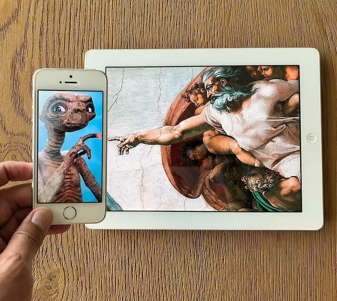Lukisan Sistine Chapel Ini Memang Menjadi Inspirasi Banyak Orang Ya