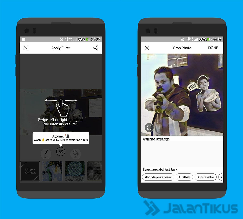 Aplikasi Android Paling Seru Cornea