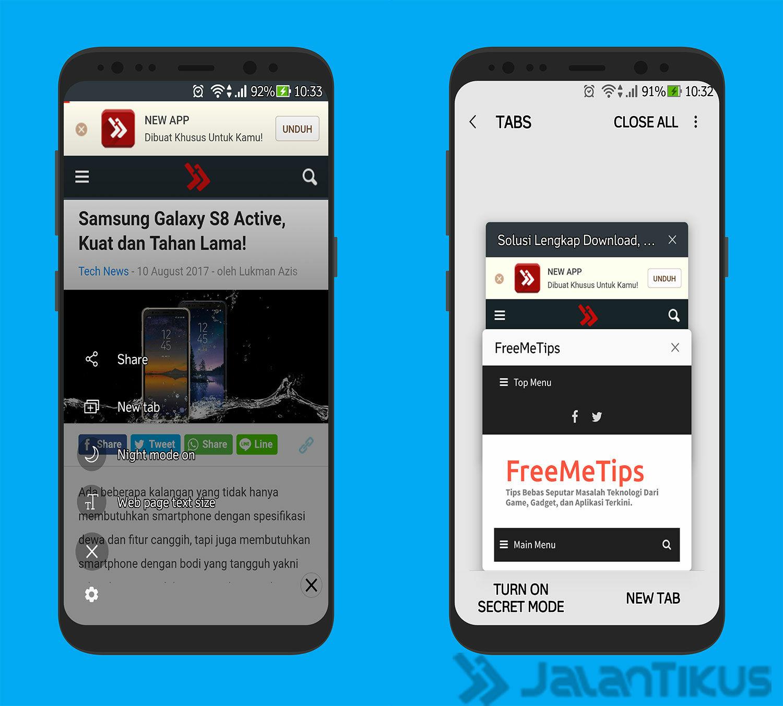 Download Samsung Internet Browser Beta 1