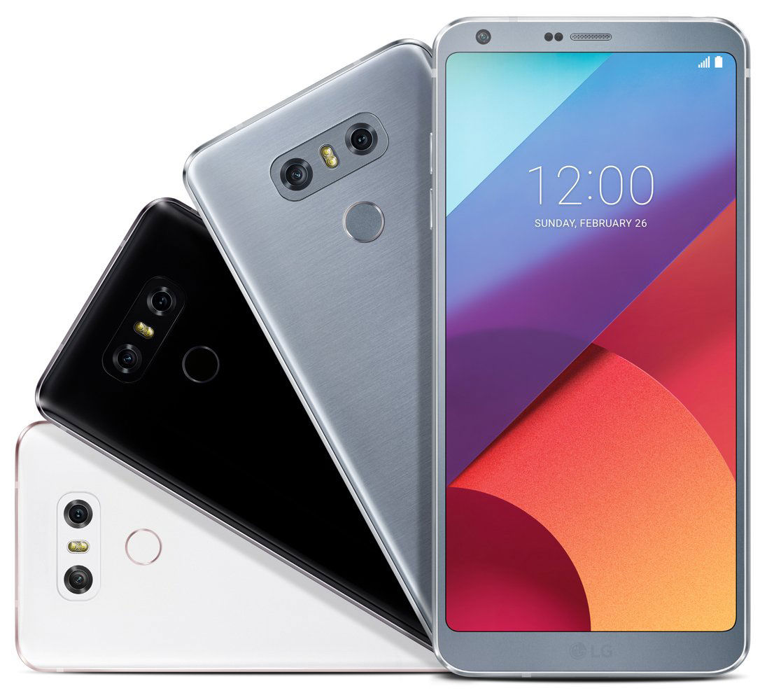 Lg G6 Smartphone Android Terbaru Maret