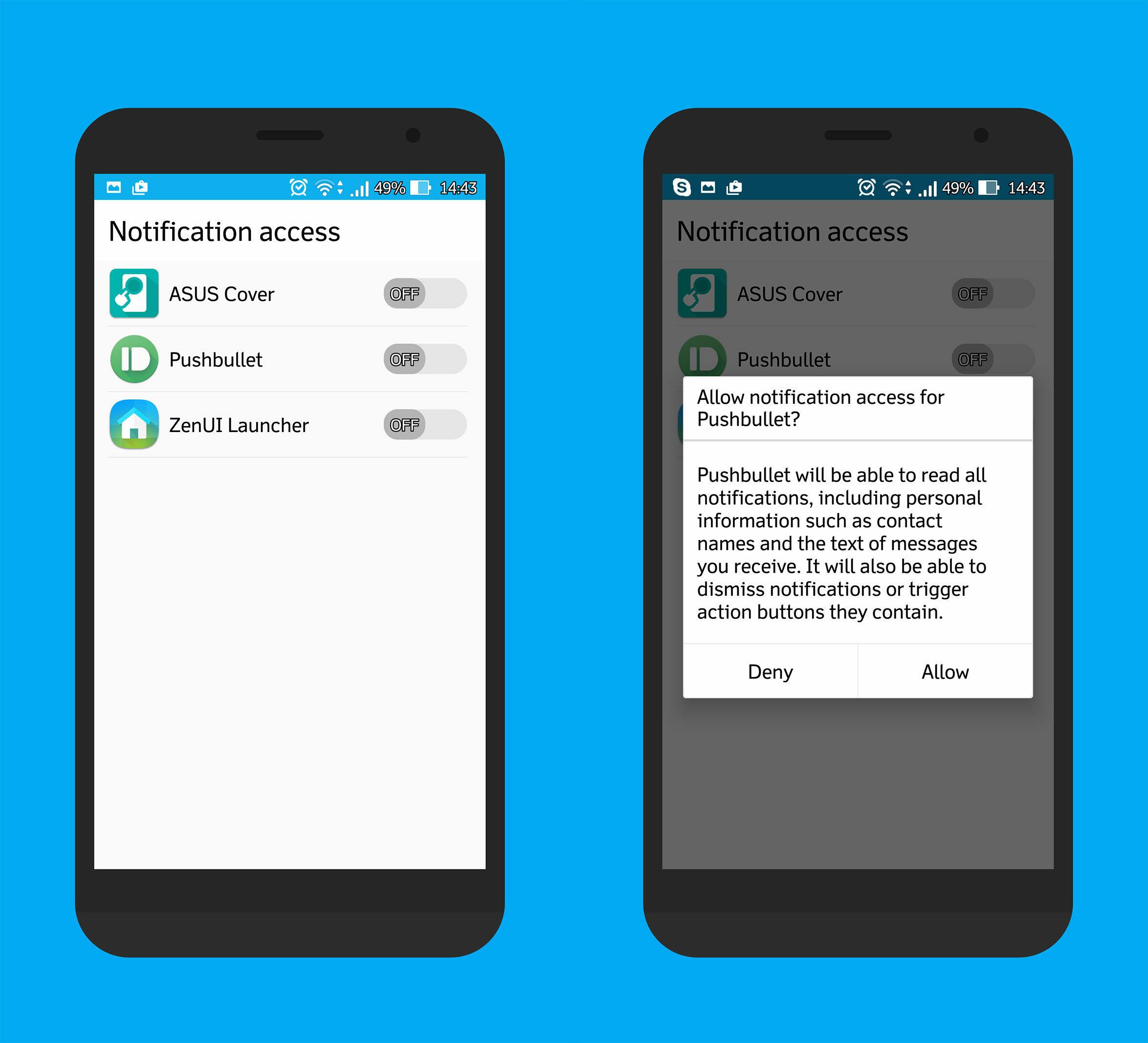 Cara Akses Android Dari Komputer 2