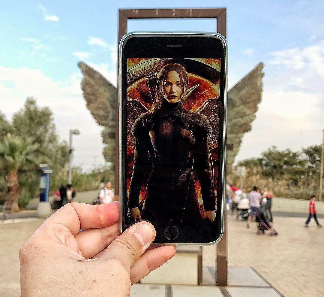 The Hunger Games Jennifer Lawrence Cakep Banget Ya