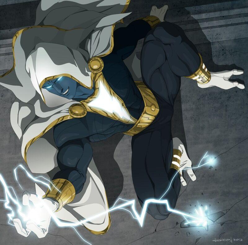 Karakter Marvel Fusion Dengan Dc 28