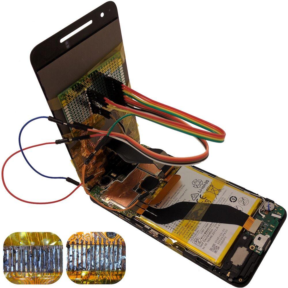 Mengganti Layar Hp Yang Rusak Bikin Android Di Hack 1