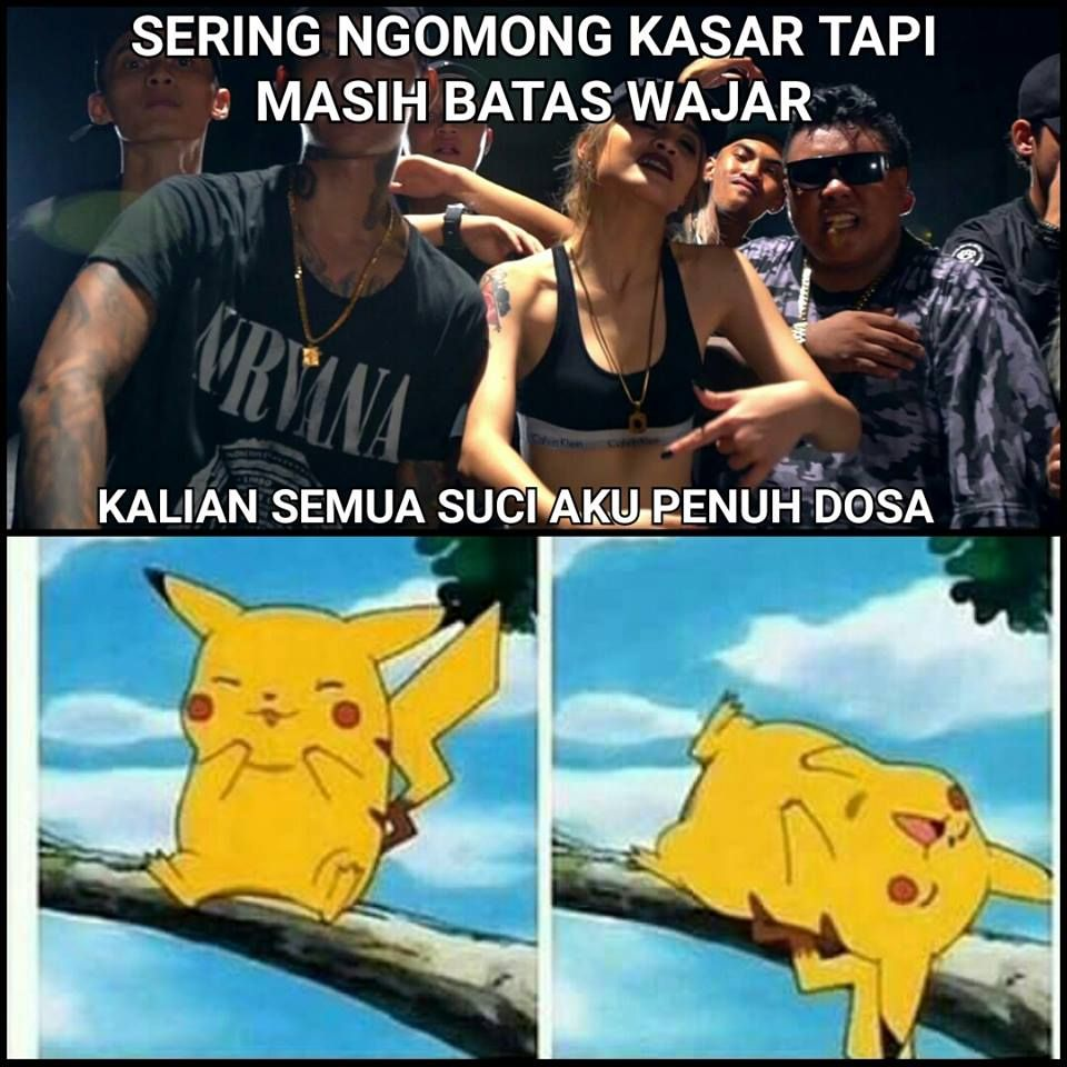 Meme Lucu Awkarin Young Lex Bad 1