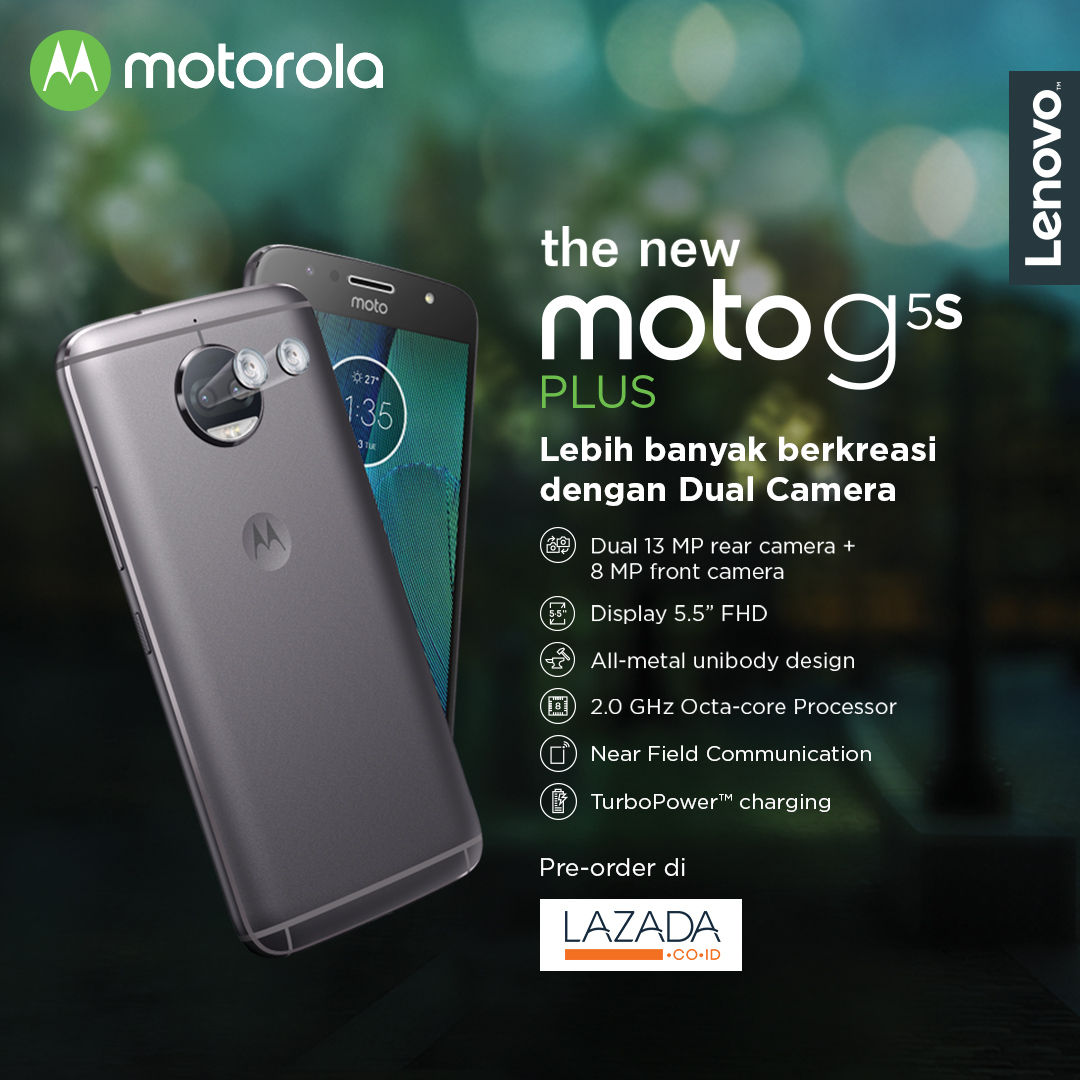 Motorola Moto G5s Plus 4