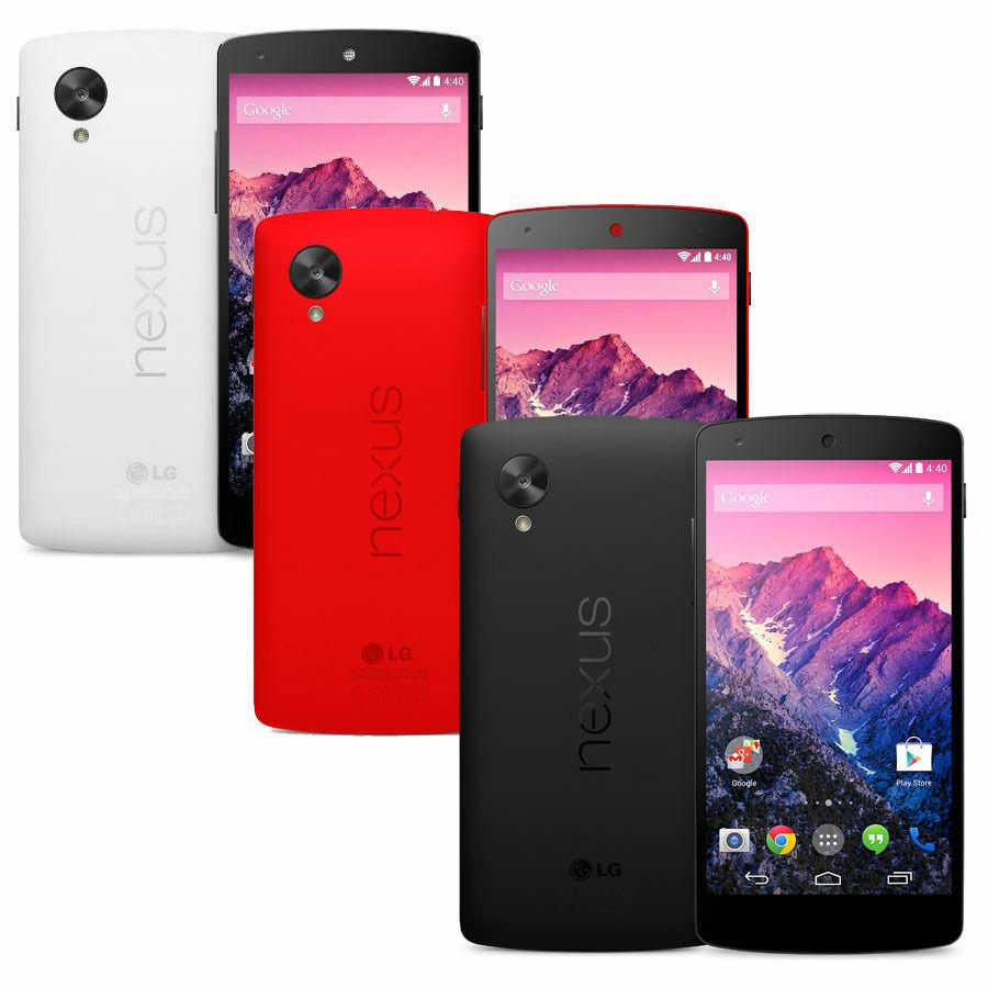 Evolusi Smartphone Google Nexus Pixel 5