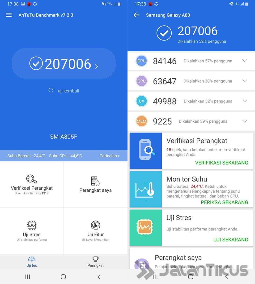 Benchmark Samsung Galaxy A80 01 0cdc2