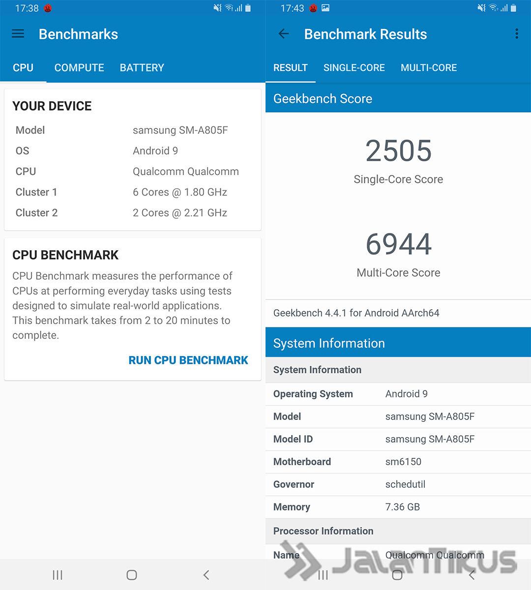 Benchmark Samsung Galaxy A80 02 F56f6