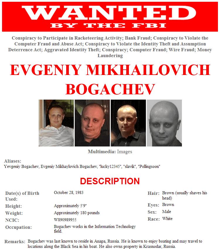 Evgeniy Fbi