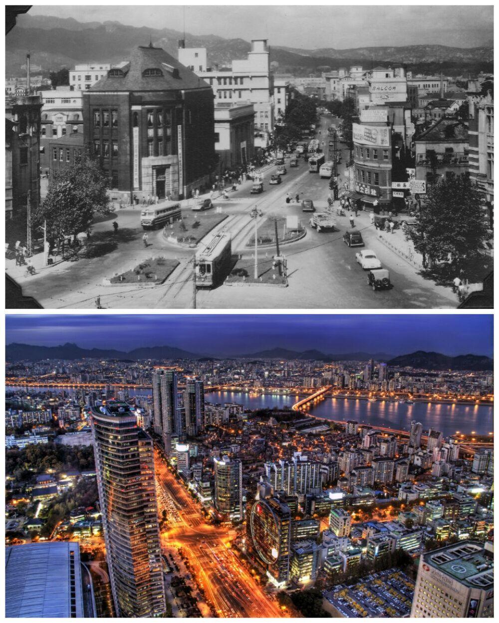 Perubahan Kota Jaman Dulu Dan Sekarang 6