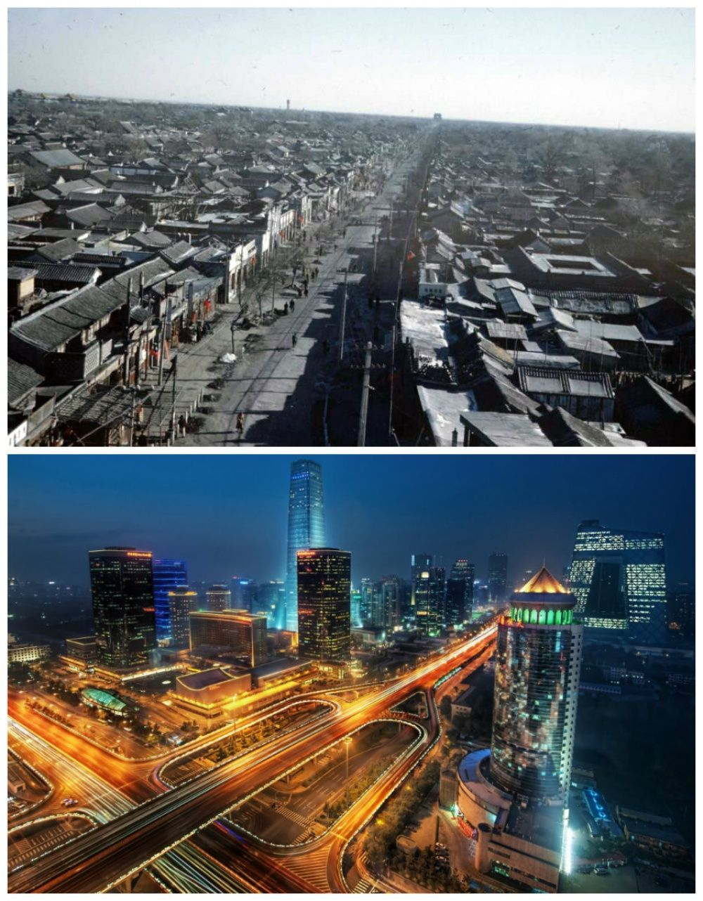 Perubahan Kota Jaman Dulu Dan Sekarang 8