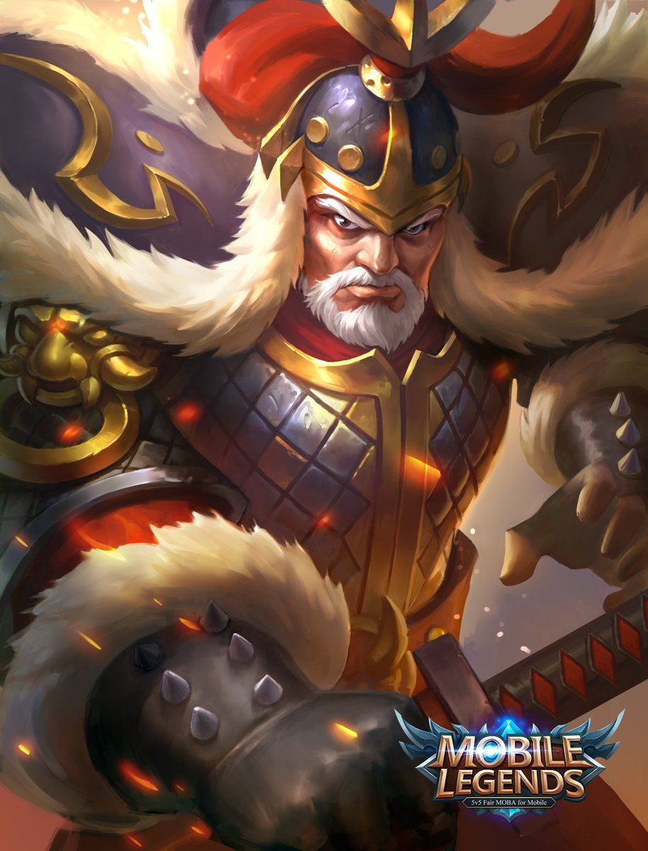 Wallpaper Mobile Legends Yi Sun Shin Major General