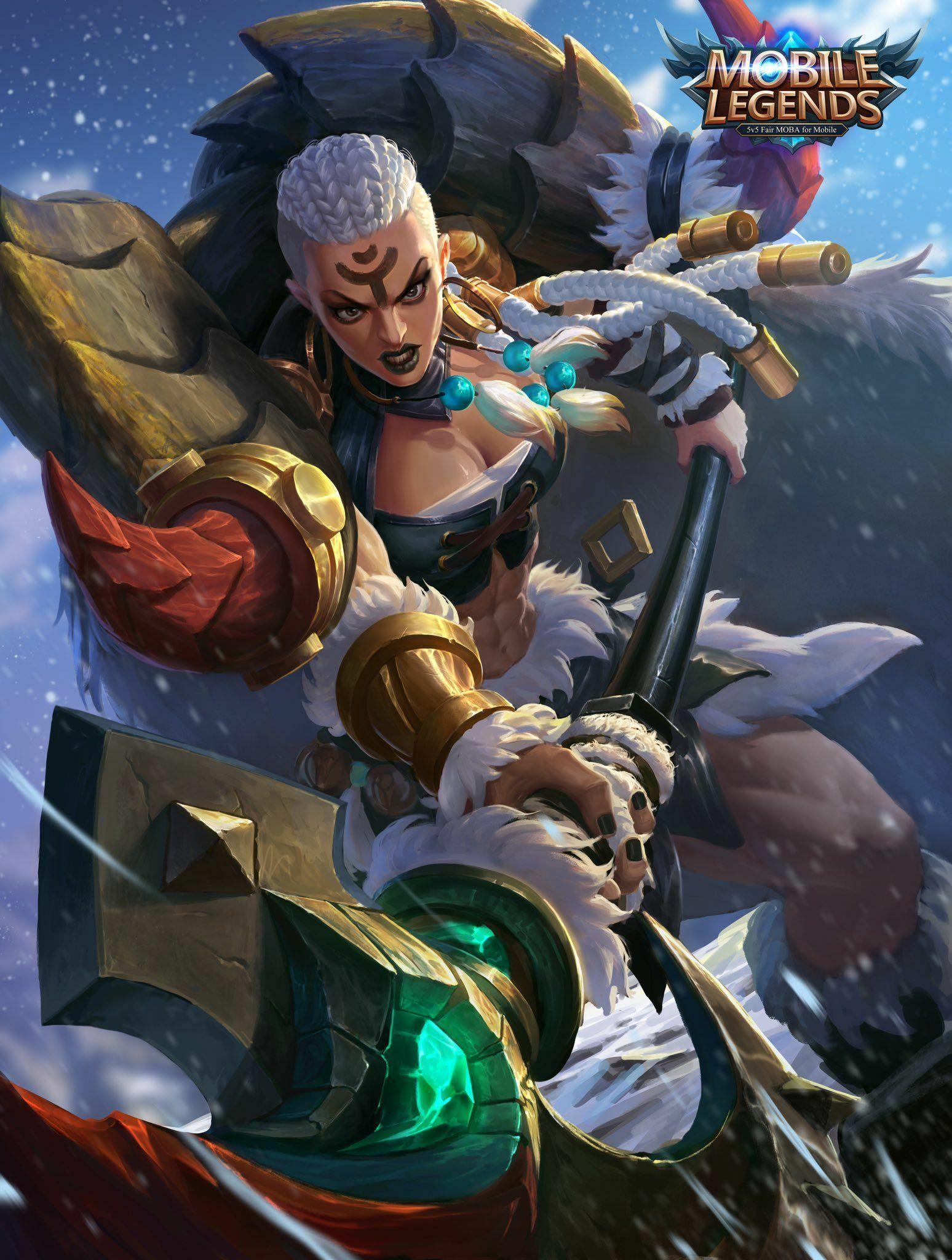 Guide Hilda Mobile Legends 2