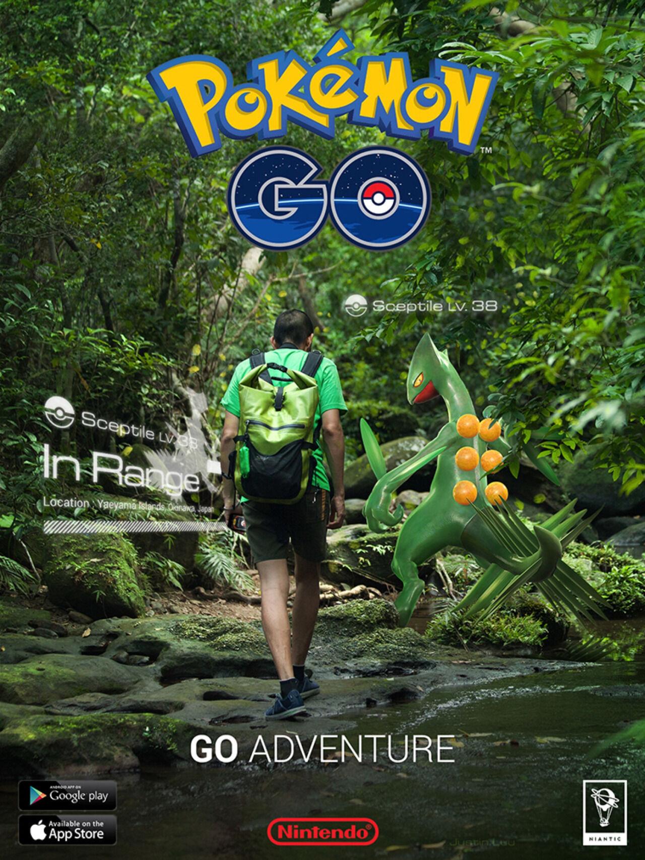 Iklan Pokemon 2