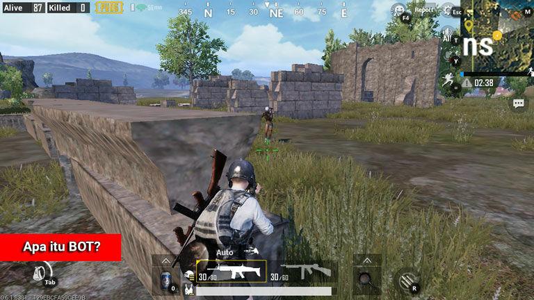 Cara agar tidak mudah mati di game pubg mobile terbaru