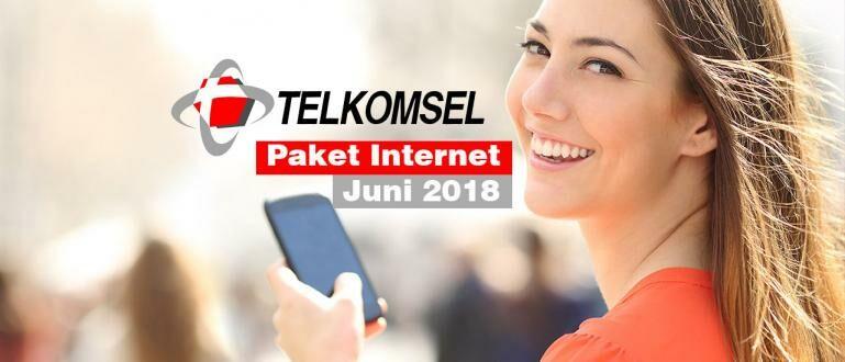 Harga Paket Internet Telkomsel Terbaru Juni 2018