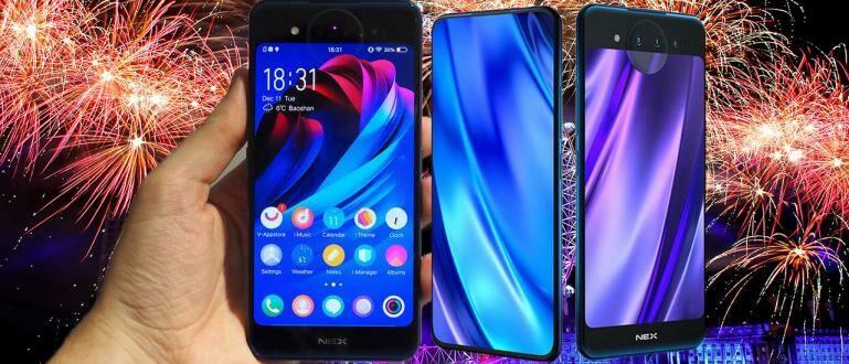 Daftar HP Vivo Keluaran Terbaru & Spesifikasi Januari 2019 ...