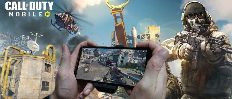 7 HP Terbaik untuk Main Game Call of Duty: Mobile, Mulai 2