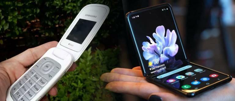 Daftar Harga Samsung Lipat Murah Terbaru 2020