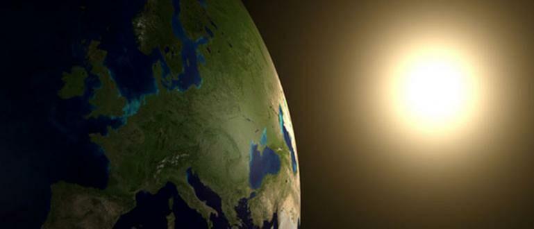 Seram! 5 Hal Ini Akan Terjadi Jika Bumi Berputar Dua Kali Lebih Cepat