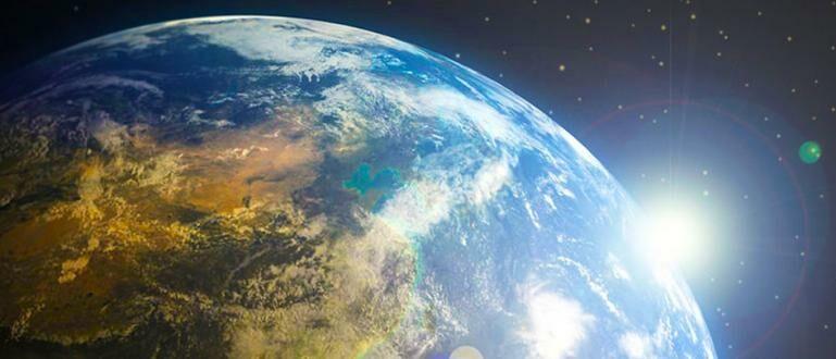 Mengejutkan! Ternyata Bumi Tidak Bulat Atau Datar