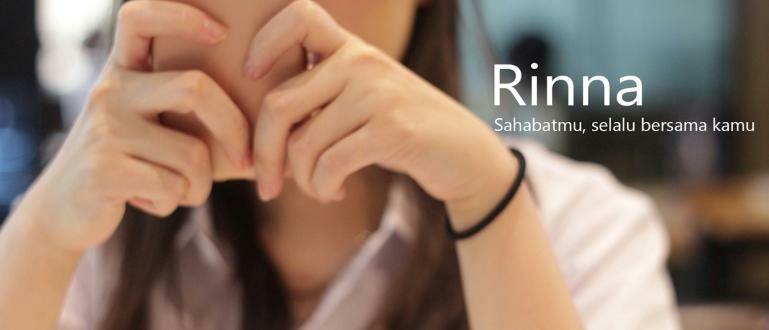 Rinna, Chatbot Canggih yang Bikin Kamu Serasa Chatting Bareng Gebetan
