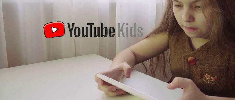 YouTube Kids Hadirkan Tontonan Edukasi Ramah Anak