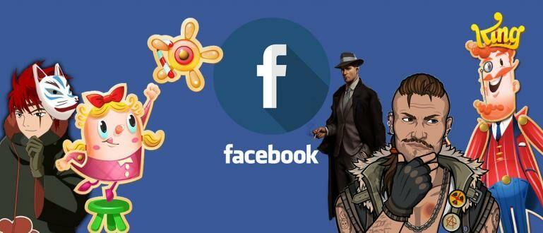7 Game Facebook Jadul yang Bikin Kangen, No. 6 Bikin ...