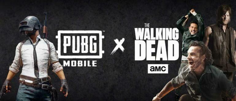 Interesting Facts PUBG Mobile x The Walking Dead, More Horrifying
