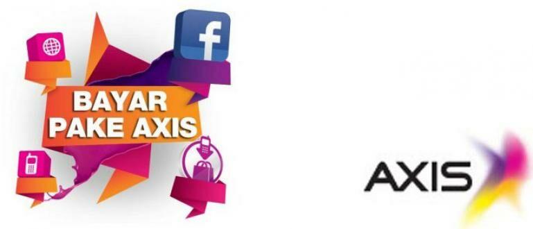 Bayar Pake Axis, Registrasi Mudah dari Facebook  JalanTikus.com