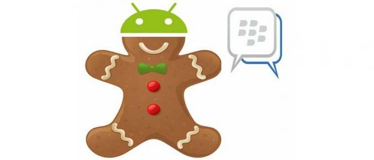 download bbm gingerbread