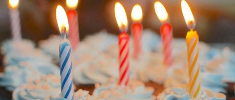 lagu rohani untuk ucapan syukur ulang tahun
