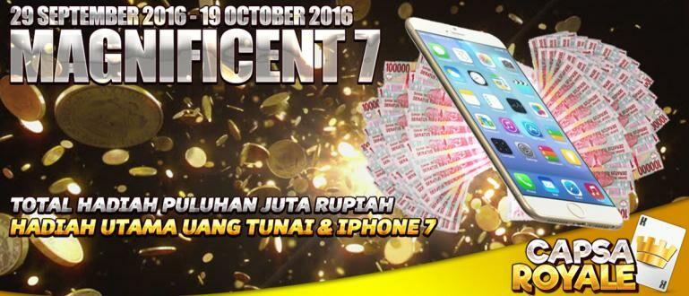 Main Game di Android Dapat iPhone 7 dan Uang Jutaan Rupiah ...