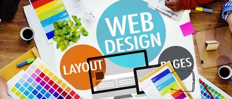 7 Software Terbaik untuk Web Design