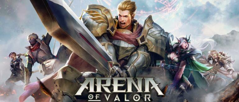 Cara Main Dan Download Arena Of Valor Aov Di Smartphone Jalantikus Com