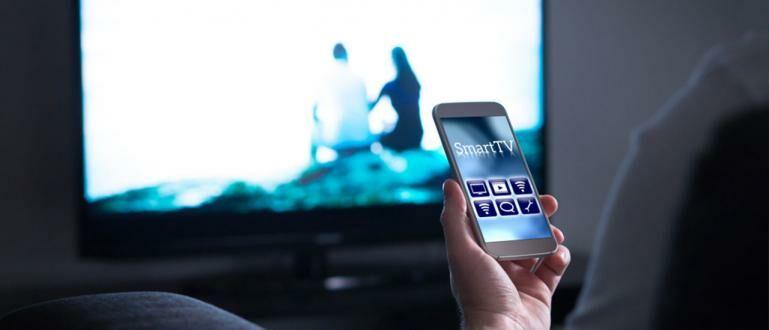 10 Aplikasi Remote TV Android Terbaik di 2018