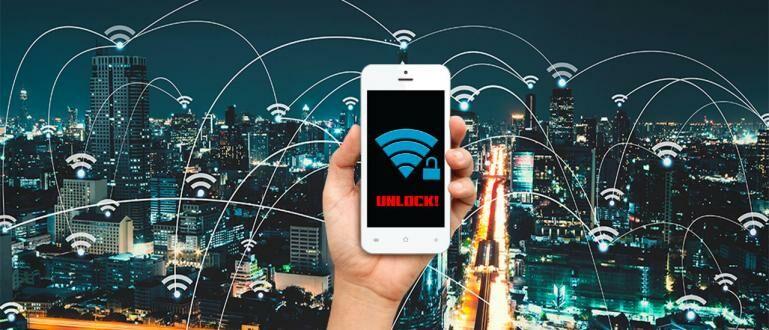5 Cara Mudah Mengetahui Password WiFi di Android